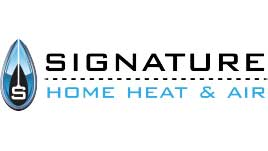 Signature Home Heat & Air Logo